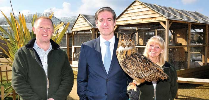 New home for Wild Wings