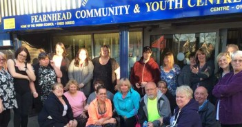 Members of the Fearnhead health and weight-loss group