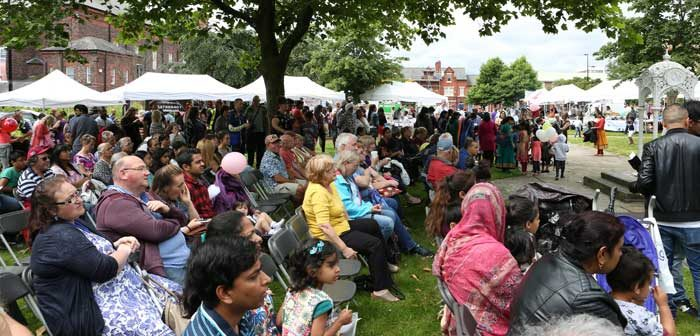 "All set for Warrington's ""biggest and best"" Mela"