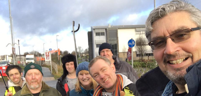 Litter pickers achieve victory for common sense